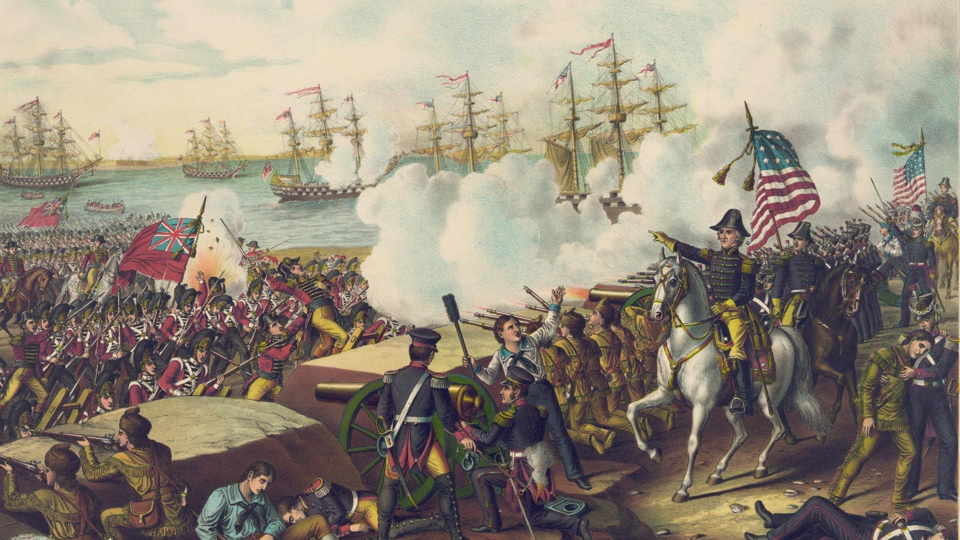 Image result for war of 1812 images