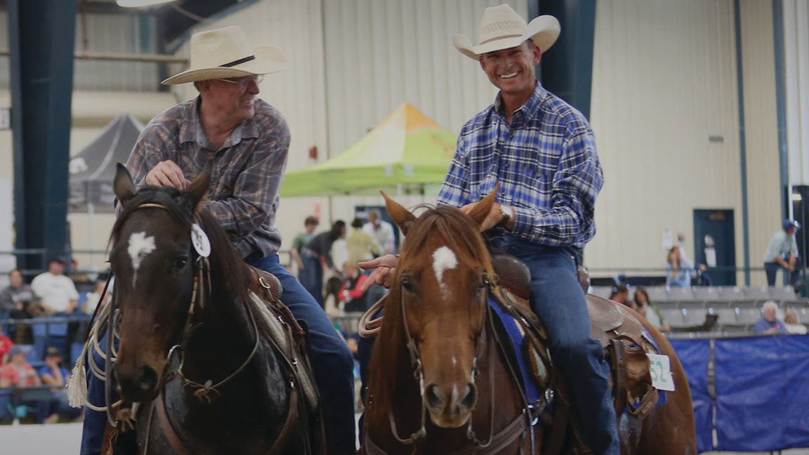 Western Competitors at Makeover