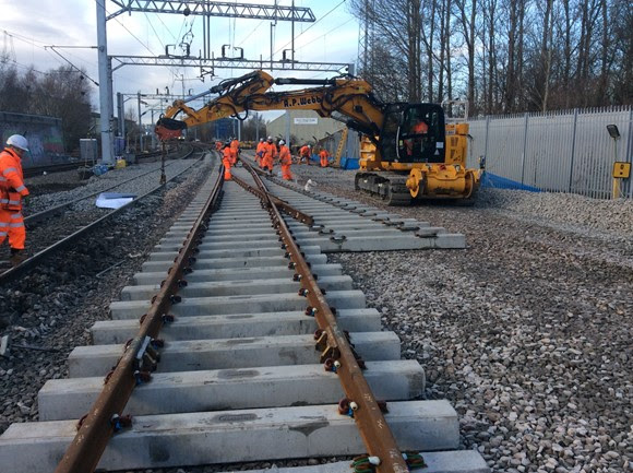 Railway between London Euston and Carlisle fully reopens after successful Christmas and New Year upgrade