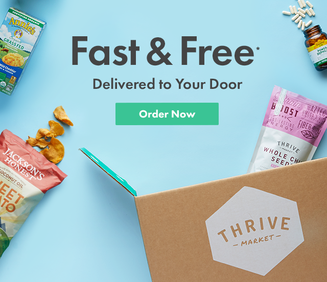 Fast and Free Delivered to Your Door