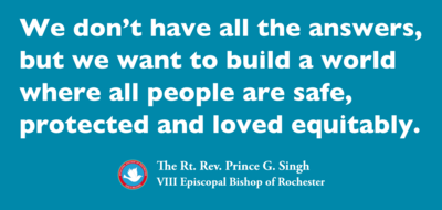 Bishop Singh Speaks Out on LGBT Rights