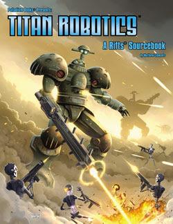 Rifts Titan Robotics