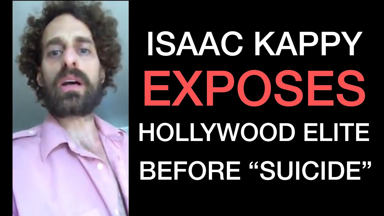 Let's Revisit Issac Kappy's Alledged Suicide 318miAHQDj