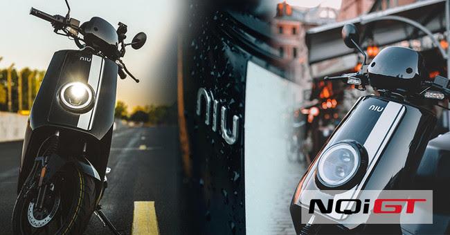 <新カラー追加>電動バイクXEAMより niu「NQi GT」2021年モデルが登場!