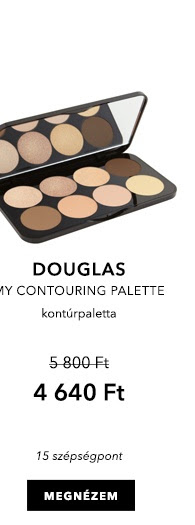 GLAMOUR-napok 2020 - My contouring palette