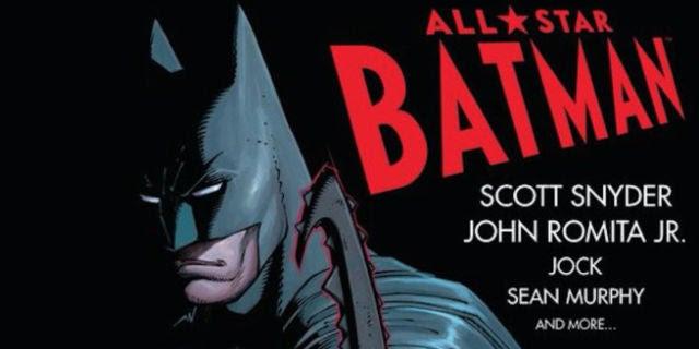 1 - All Star Batman Rebirth