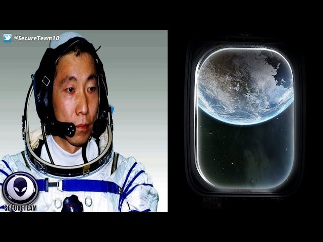 Chinese Astronaut Spooked By Knocking Sound In Space 11/29/16  Sddefault