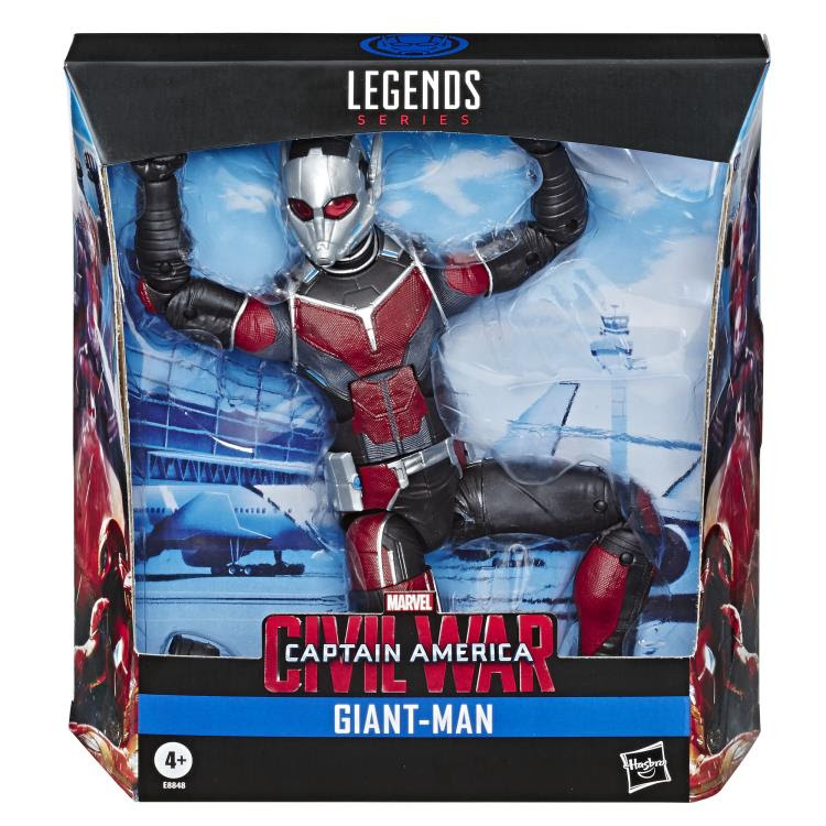 Image of Marvel Legends Giant Man 6-Inch Action Figure - Exclusive