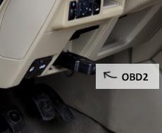 ГдеМои A2 - Автомобильный GPS-трекер в OBD2 разъем
