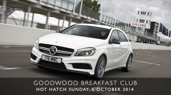 Breakfast Club - Hot Hatch Sunday