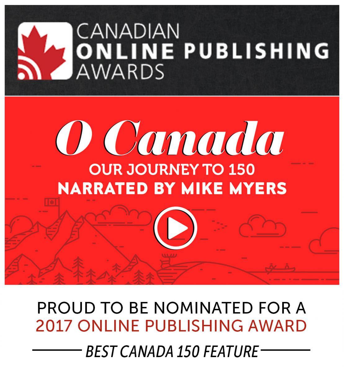 O Canada Video