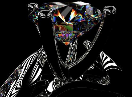 Zásnubní a snubní prsteny jsou krásným symbolem věrné lásky