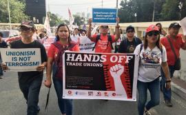Расследование МОТ на Филиппинах должно проводиться с участием профсоюзов
