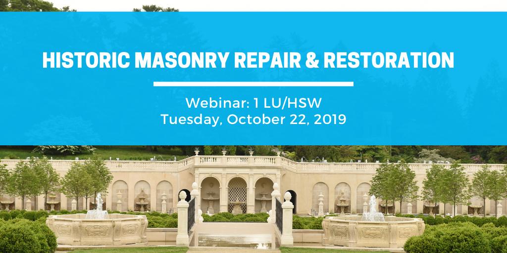 historic-masonry-repair-restoration-webinar