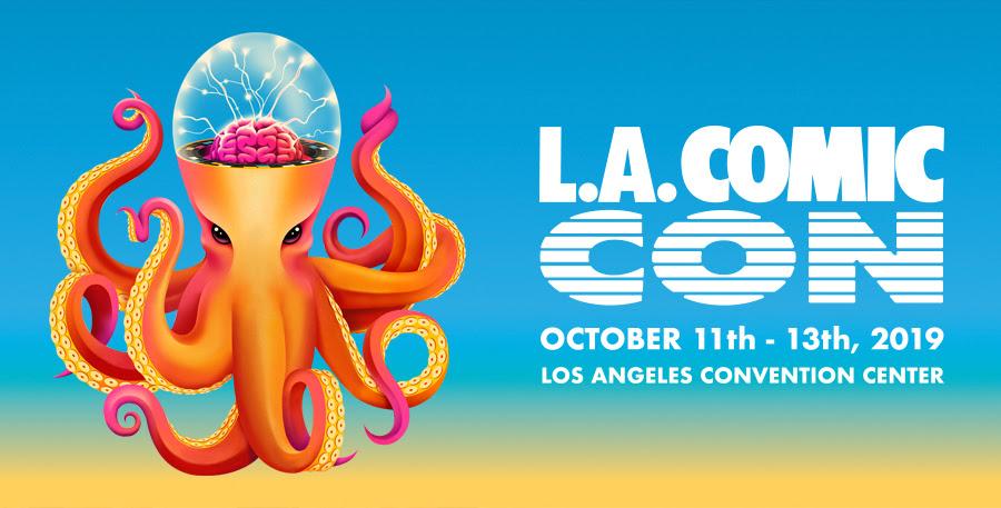 L.A. Comic Con Header