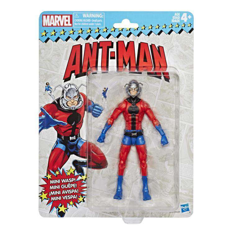 Image of Marvel Legends Vintage - Wave 2 - Ant-Man