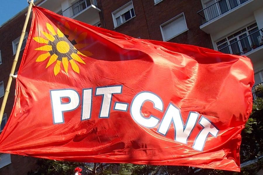 Declaración del PIT-CNT ante suba de tarifas y del IVA