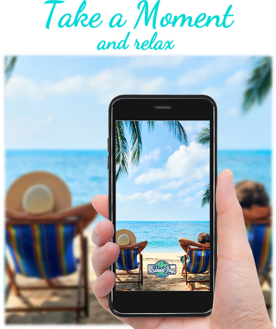 Grab our Free Beachy Wallpaper Collection