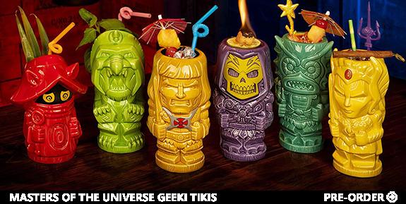 Masters of the Universe Geeki Tiki