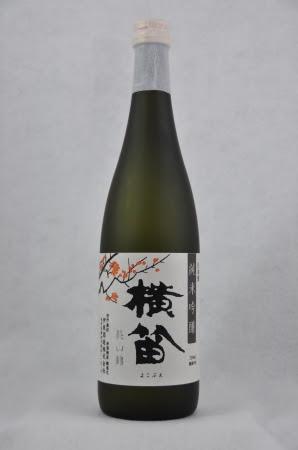 純米吟醸 横笛 美山
