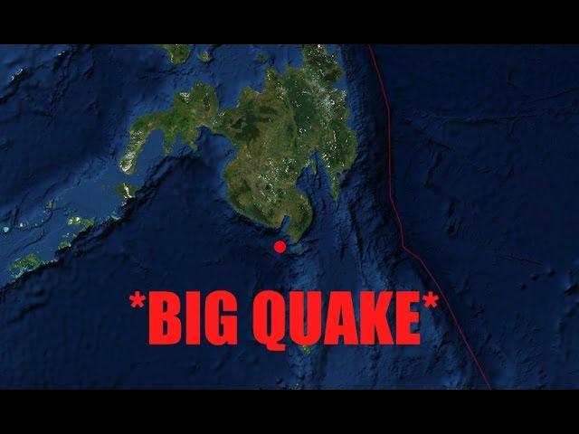 7.2 EarthQuake/CERN Cranks Back Up.  Sddefault