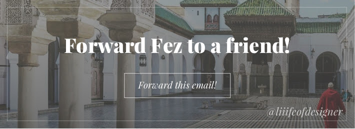 Forward fez to a Friend