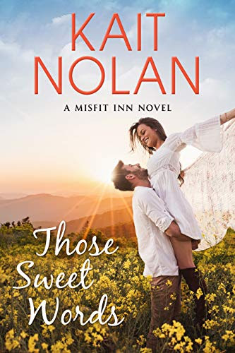 Cover for 'Those Sweet Words'