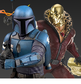 PX Previews Exclusives