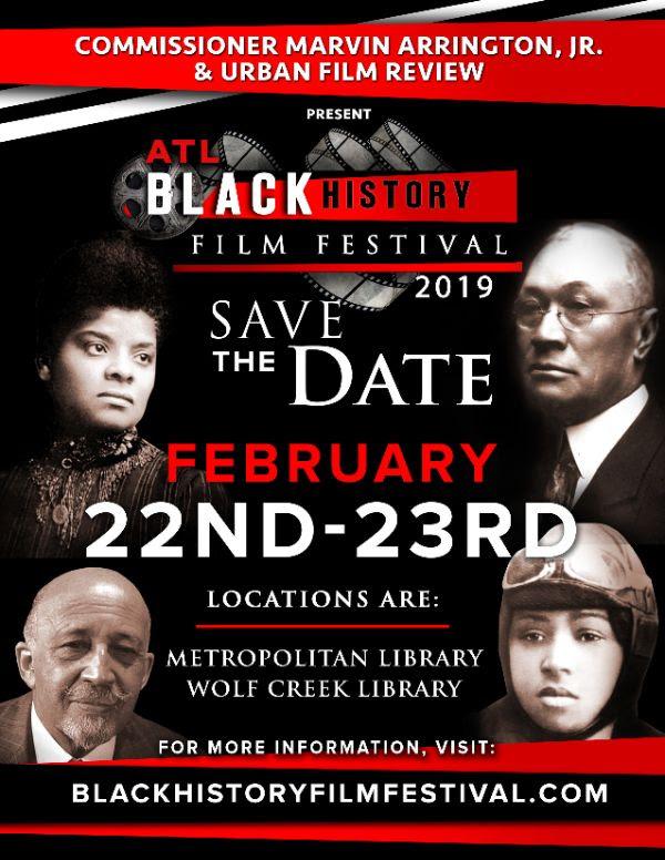 2019 Black History Film Festival