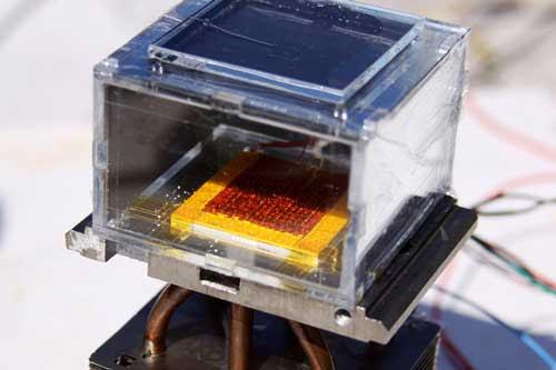 solar water harvester