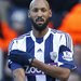 Nicolas Anelka celebrated a goal with the so-called quenelle salute that is widely criticized as anti-semitic in France.