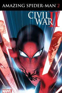 Civil War II: Amazing Spider-Man #2