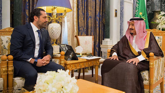 בילד: קריג צווישן סאודי אראביע און לבנון?