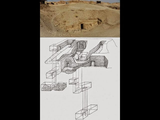Ancient Shaft System Under The Giza Plateau Of Egypt  Sddefault