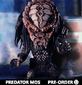 Predator 2 Mezco Designer Series Deluxe Predator