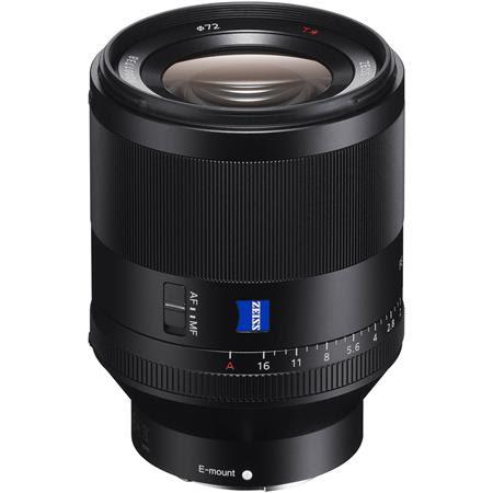 Planar T* FE 50mm F1.4 ZA Lens