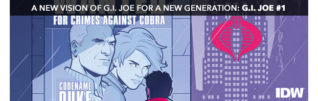 A new vision of G.I. Joe for a new generation: G.I. Joe (2019-) #1