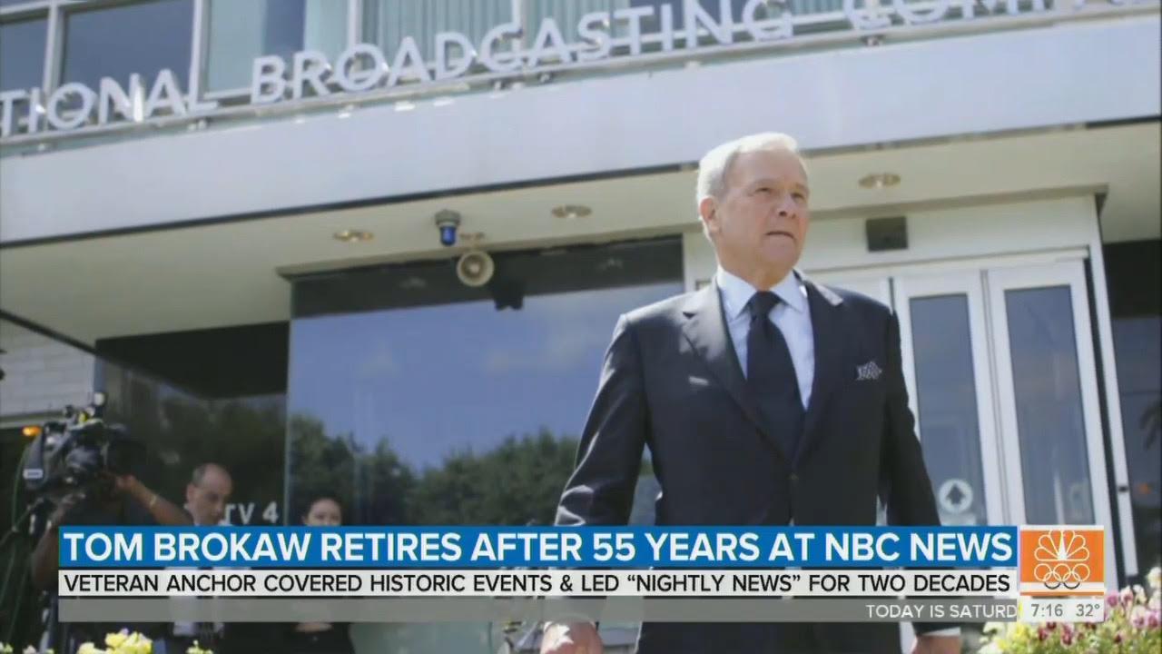 One Last Time: Bye-Bye Tom Brokaw!