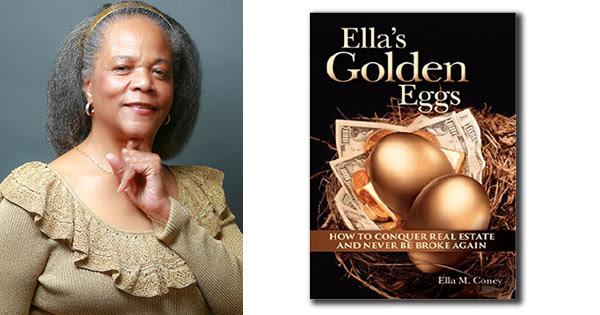 Ella's Golden Egg by Ella Coney