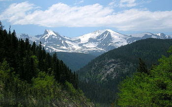 Colorado throws a statewide party on Saturday to celebrate publicly-owned lands. (Wikimedia Commons)