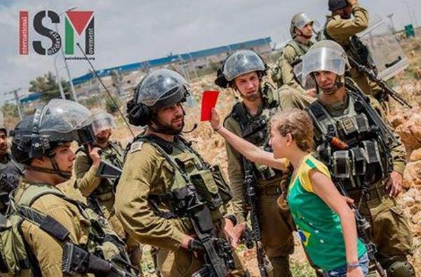 Ahed Tamimi, la adolescente convertida en símbolo de la resistencia palestina