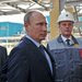 President Vladimir V. Putin of Russia visiting a Rosneft refinery on the Black Sea in 2013. Two years earlier, Exxon Mobil and Rosneft, a state-run oil company, had agreed on a $3.2 billion joint exploration pact.