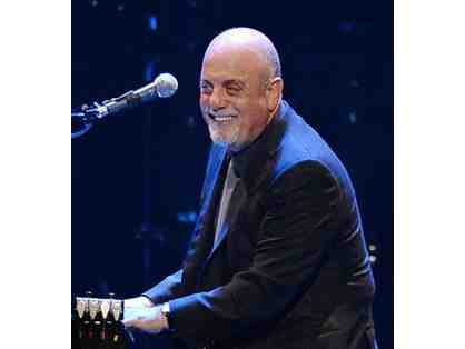 2 PRICELESS Front Row MSG Tickets to see Billy Joel