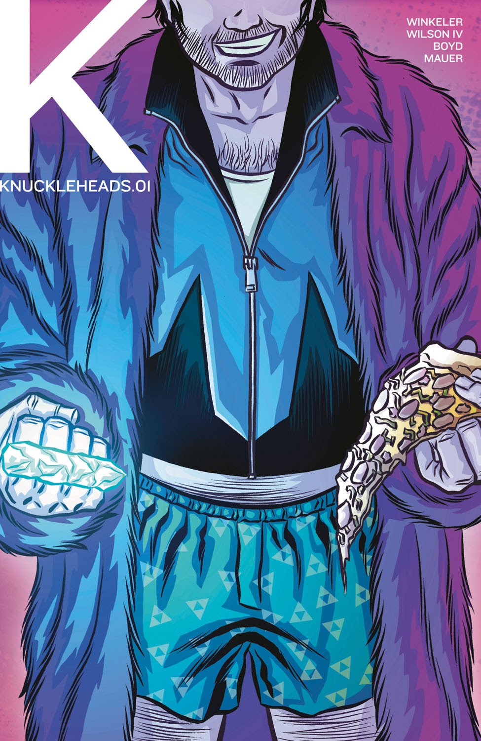 IDW Rolls Out Print Edition of Digital Favorite Knuckleheads