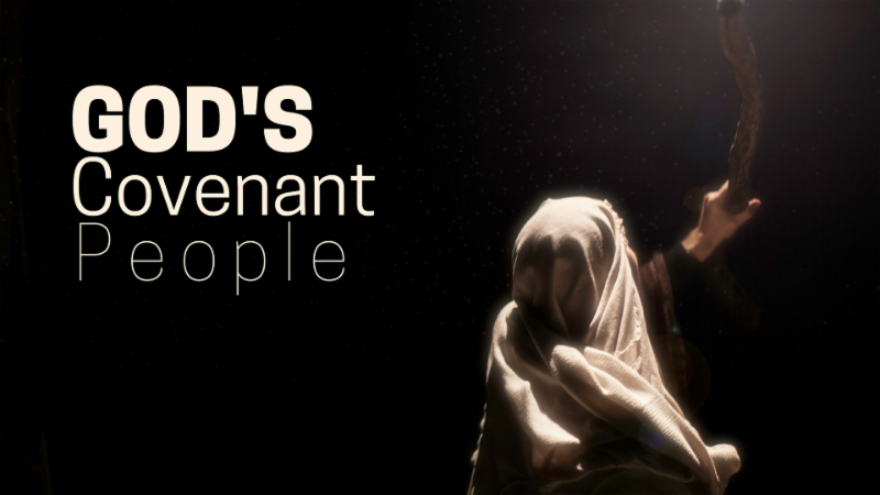God's Covenant People   REACH — An Innovative Ministry of