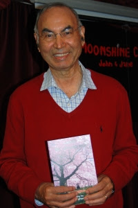 ghaznavi presented his new book during a spotlight performance last November at The Ontario Poetry Society's members' reading in Oakville.