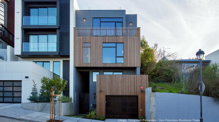 This five-bedroom Noe Valley family house, which had been for sale since January, was taken off the market about a month ago. Frank Nolan from Vanguard Properties just re-listed the home on MLS.