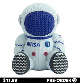 NASA Handmade By Robots Moon Man Figure