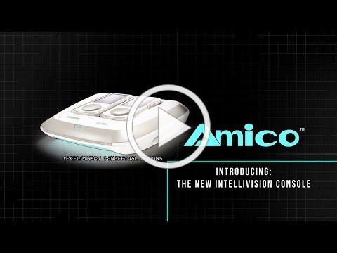 Intellivision® Amico™ - Reveal Trailer (2018)
