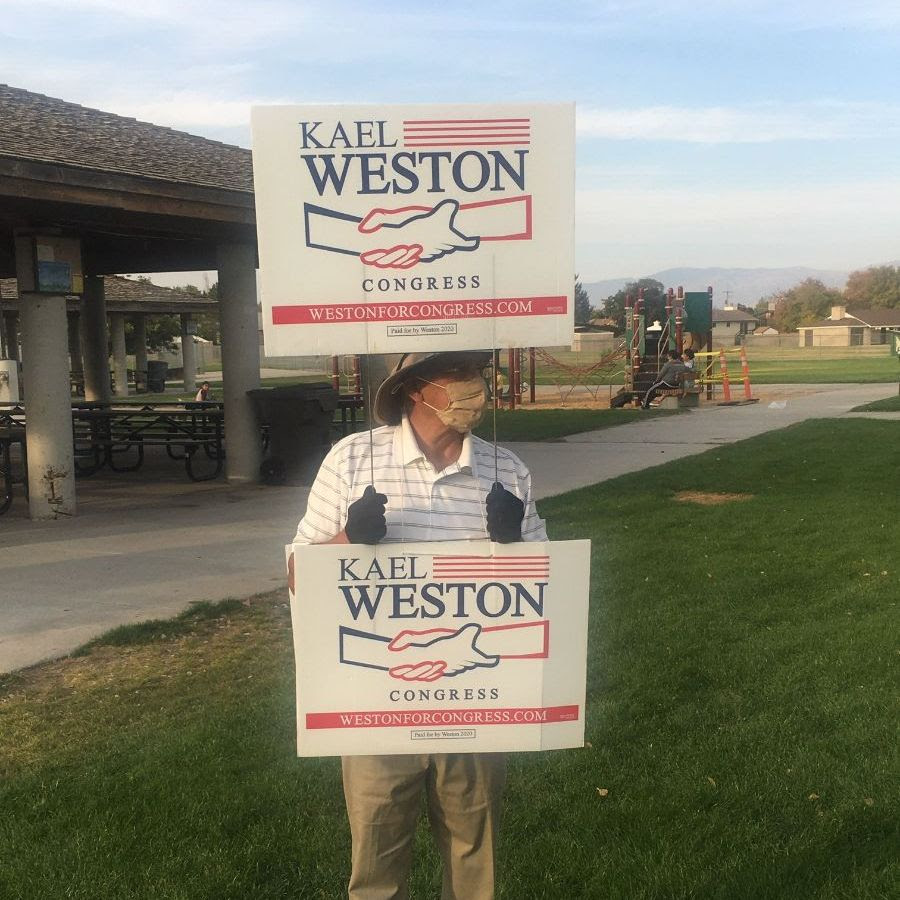 Signs in West Valley City